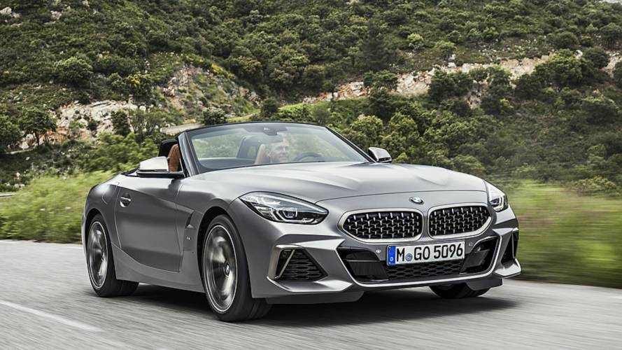 BMW Z4 2019: desvelados nuevos datos técnicos