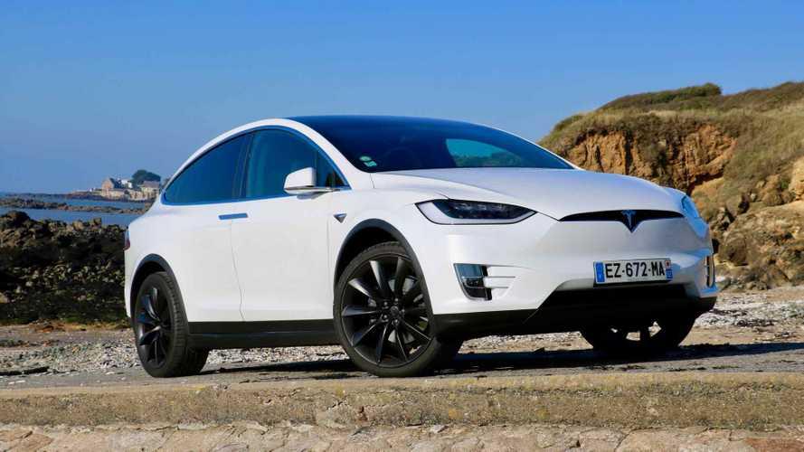 Essai Tesla Model X 100D - Jeunesse éternelle