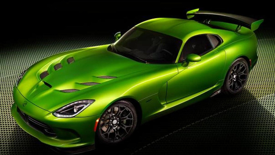 2015 Dodge Viper rated at 645 bhp - report