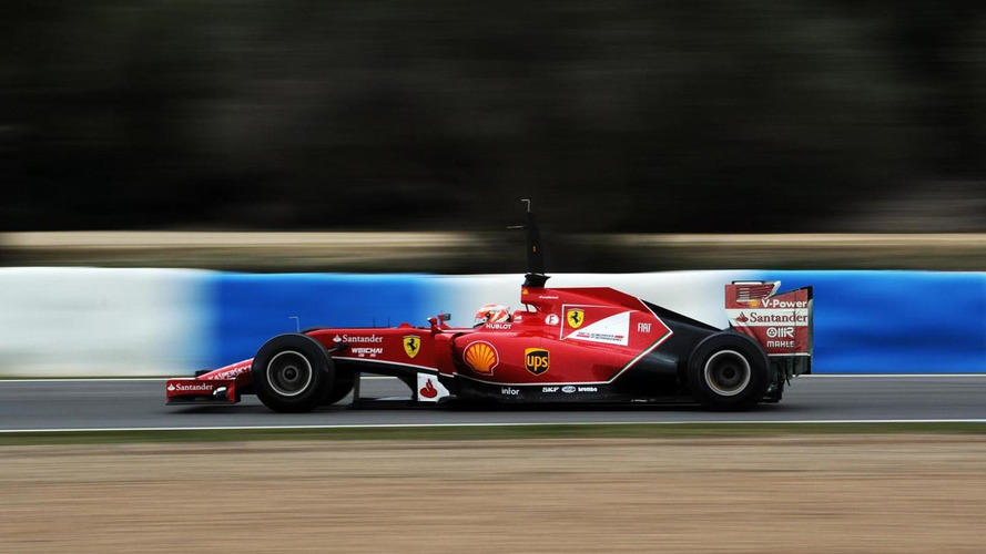 Higher F1 top speeds expected in 2014