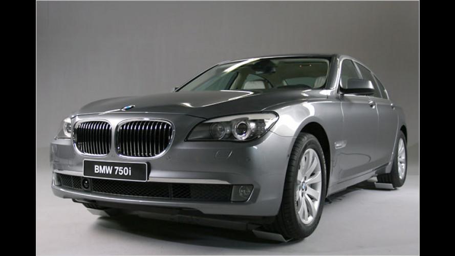 Hat das Zeug zum echten Klassiker: Der neue BMW 7er