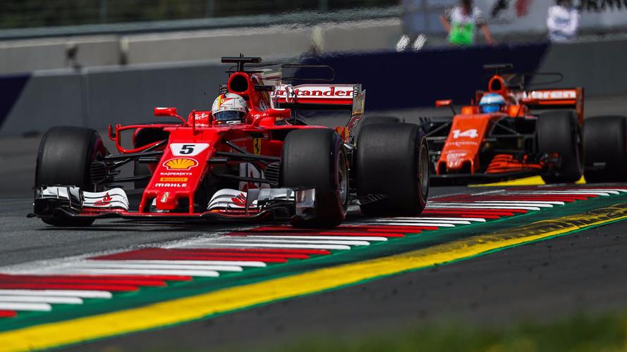 Ferrari diz que não está interessada em retorno de Alonso