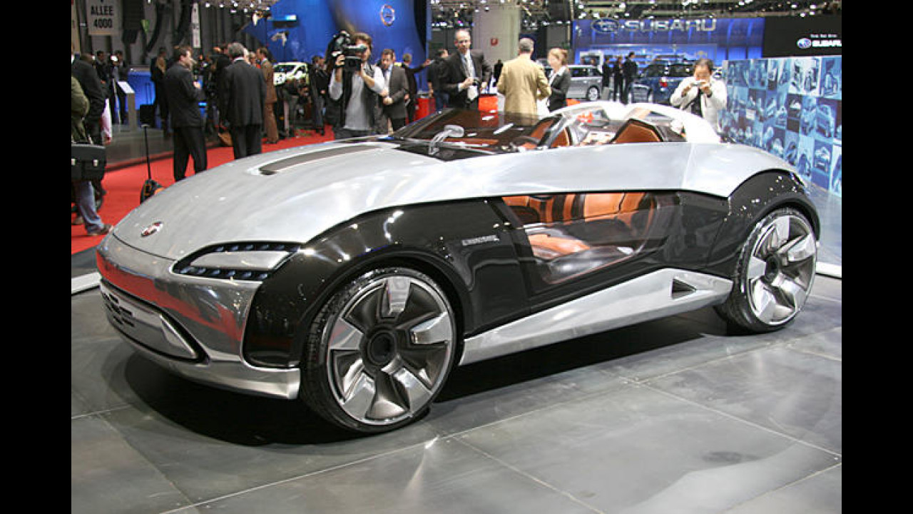 Bertone Roadster Concept