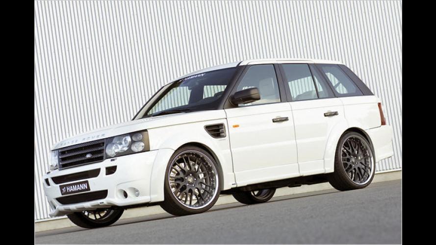 Schwäbischer Brite: Range Rover Sport von Hamann