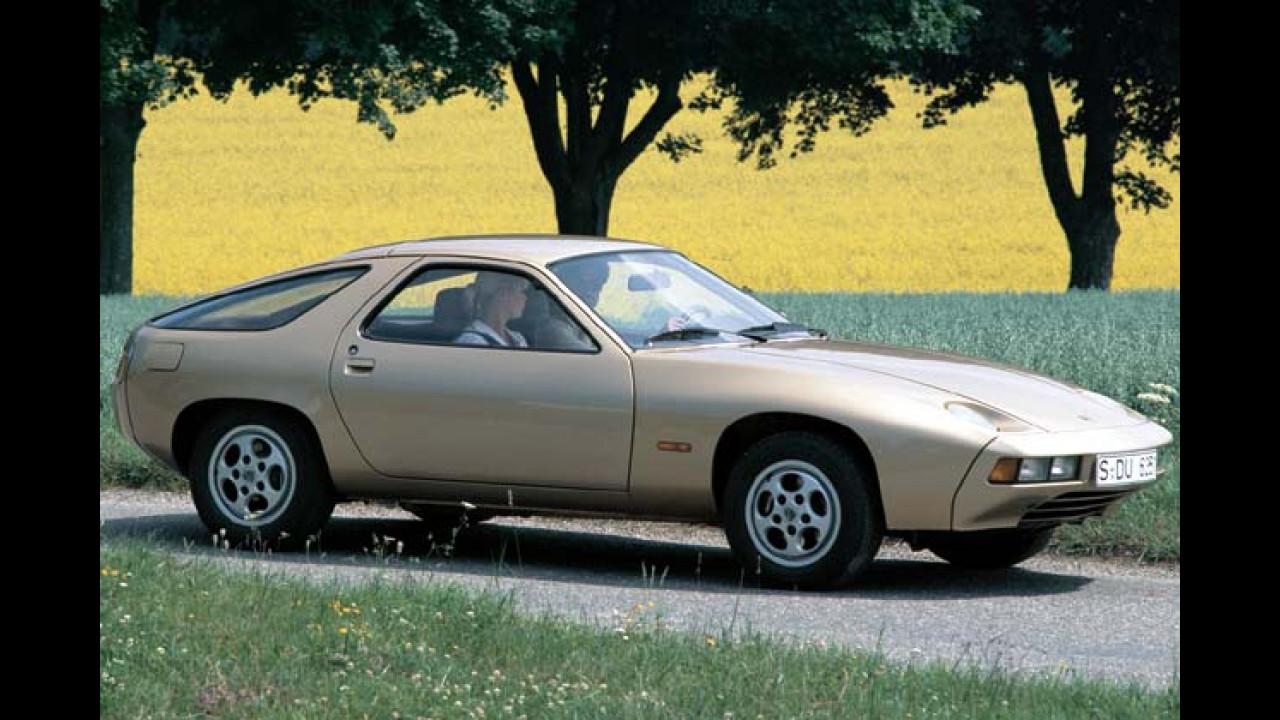 Sportwagen-Ikonen aus den 70er-Jahren - Porsche 928