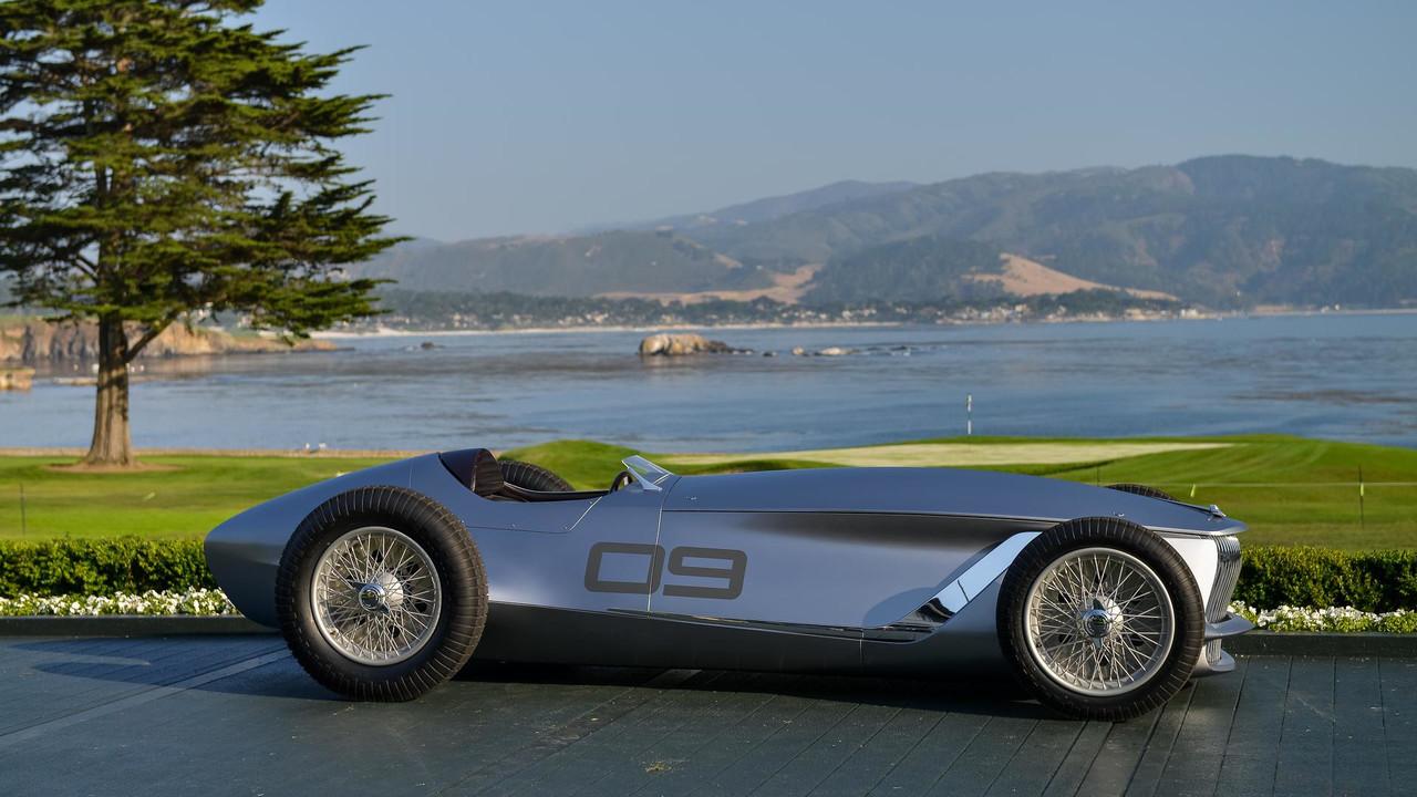 Infiniti Prototype 9 - Monterey