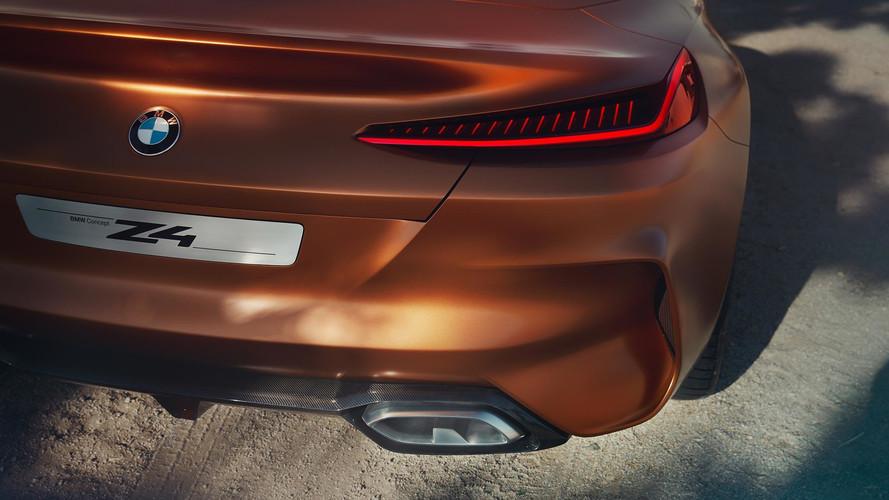 BMW Z4 Concept 2018