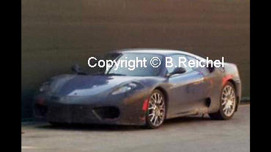Ferrari-Erlkönig erwischt: Das wird der 360-Nachfolger