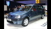 Dacia Logan Kombi