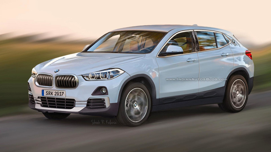 2018 BMW X2 Rendered With Production-Ready Cues