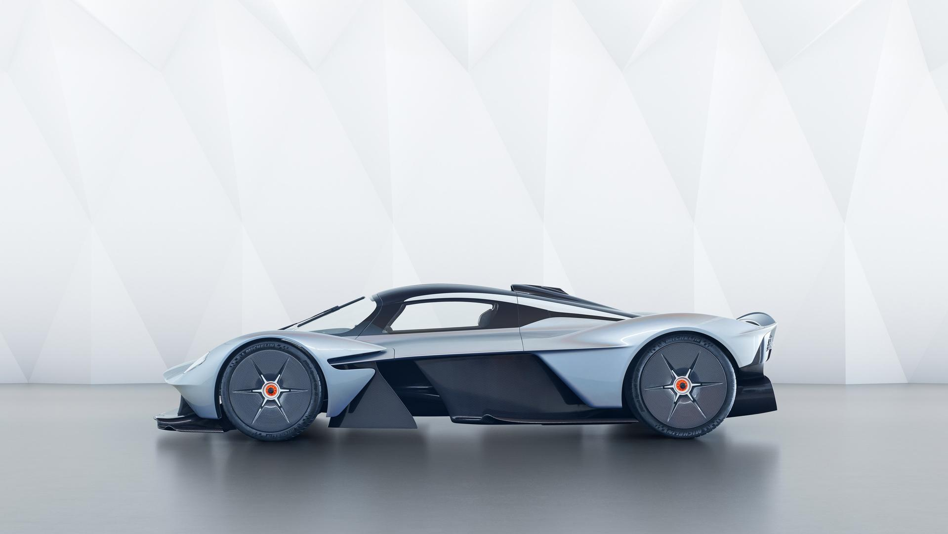 Is An Aston Martin Valkyrie Being Flipped For Profit Already