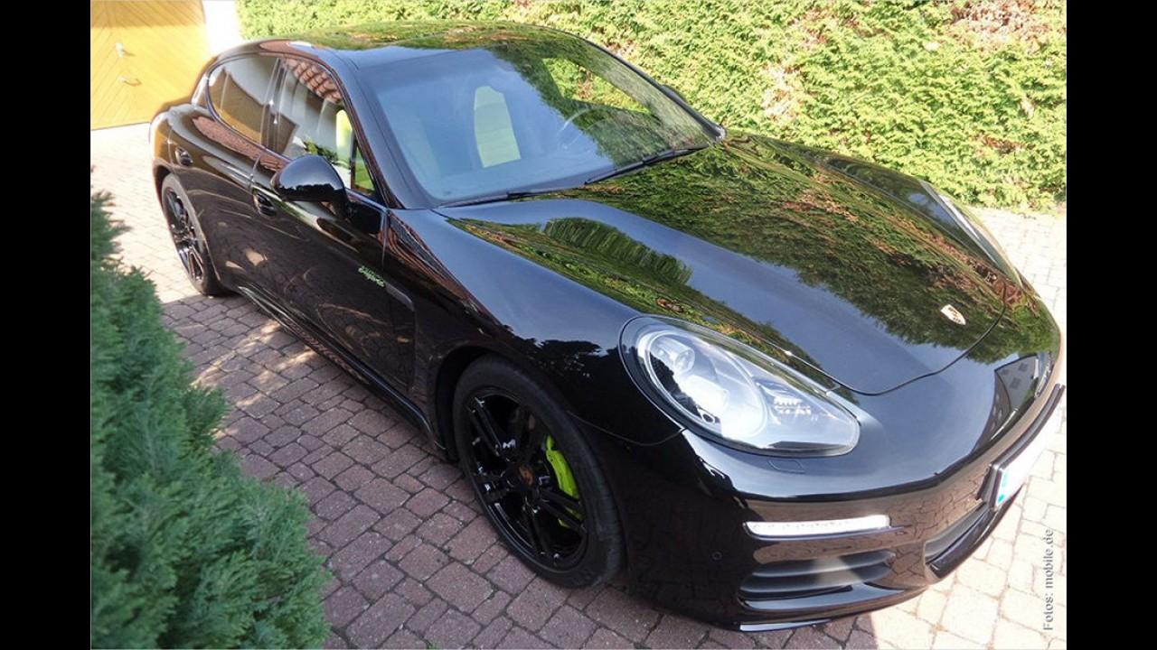 Porsche Panamera S E-Hybrid von Udo Lindenberg