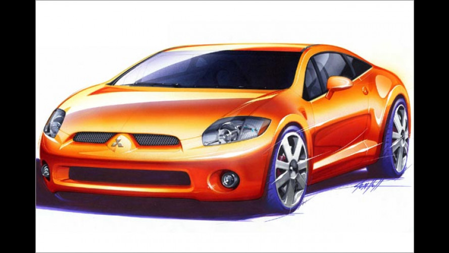 Mitsubishi Eclipse: Flotte Flunder in der 4. Generation