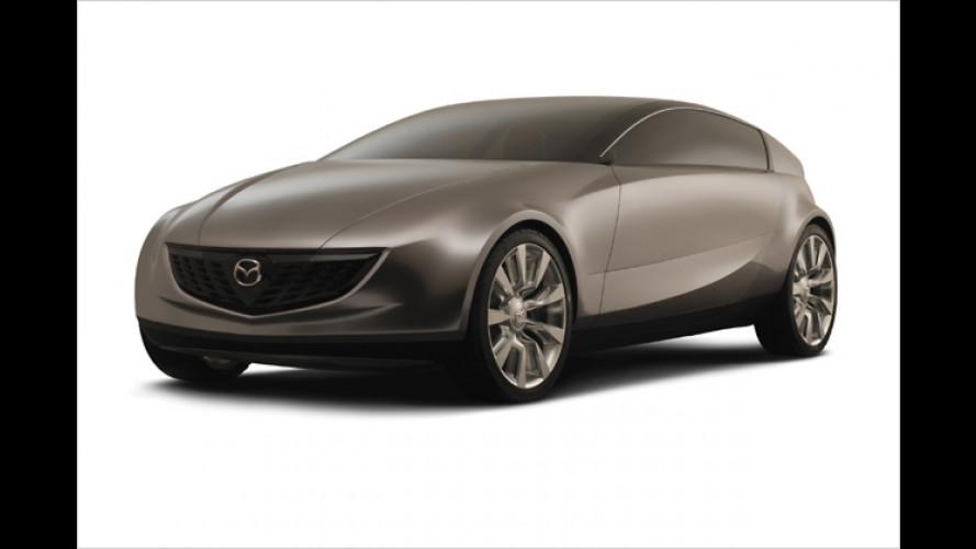 Mazda Senku in Tokio: Das Wankelhybrid-Auto ist geboren