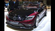 Modischer Mercedes
