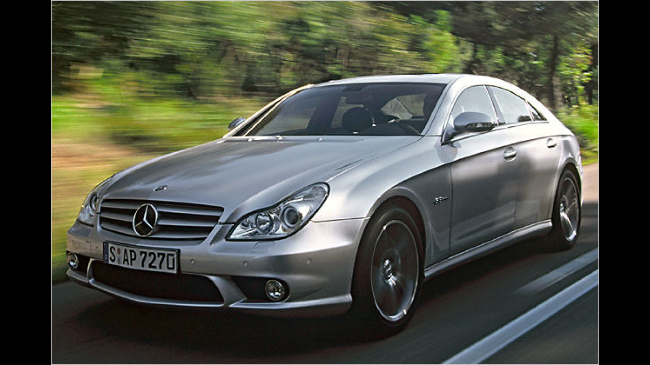 2006: CLS 63 AMG