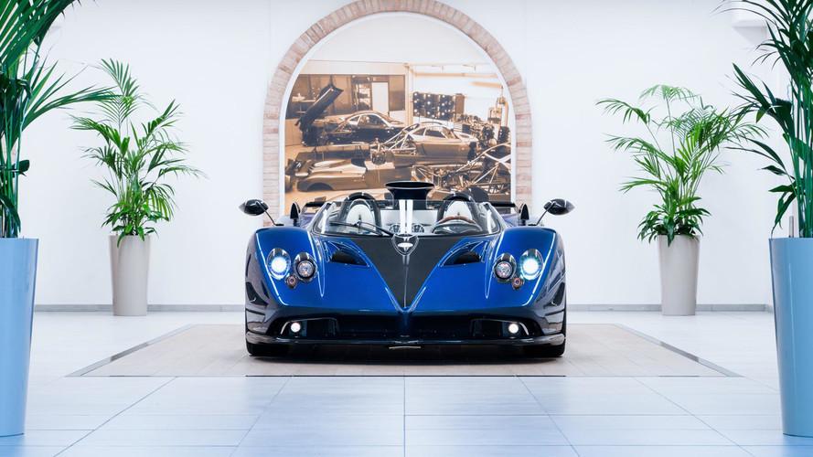 La Pagani HP Barchetta est la voiture la plus chère du monde !