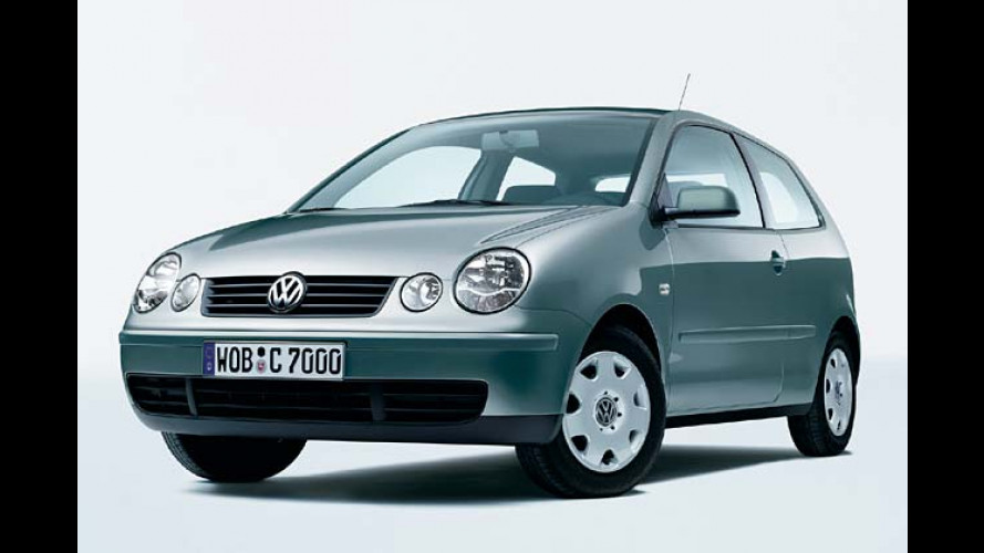 VW Polo Cricket: Plus an Ausstattung für günstigen Preis