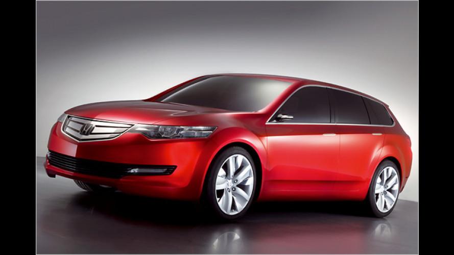 Neues Design: Honda Accord Tourer Concept auf der IAA