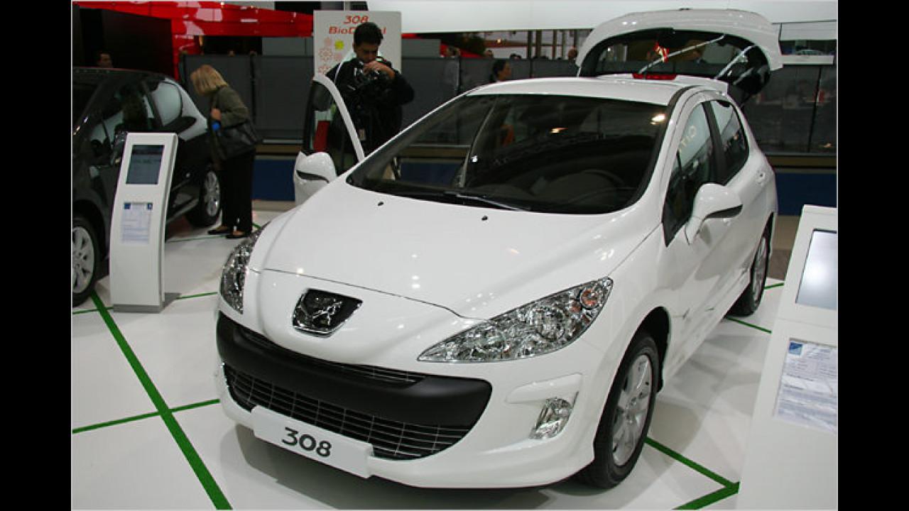 Peugeot 308 BioFlex