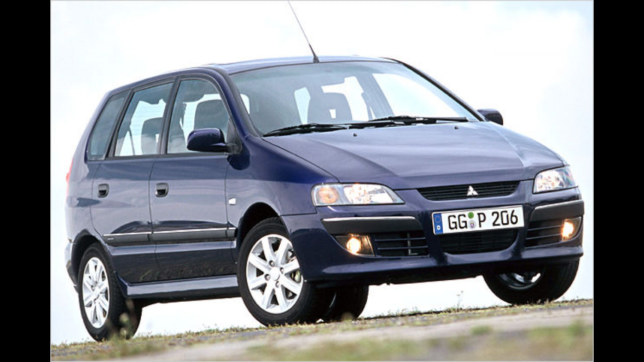 Mitsubishi Space Star (bis 2005)
