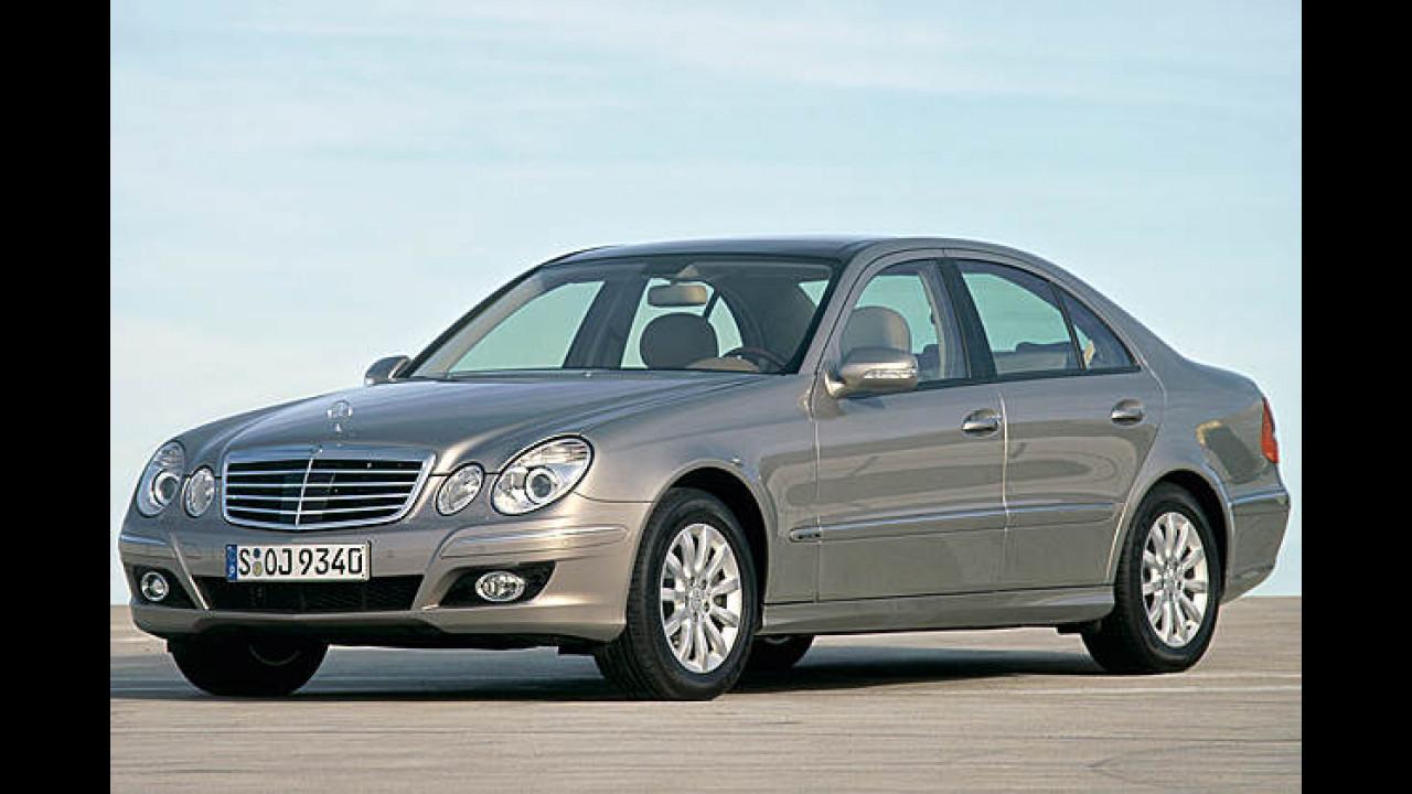 Mercedes E 420 CDI Elegance 7G-Tronic DPF