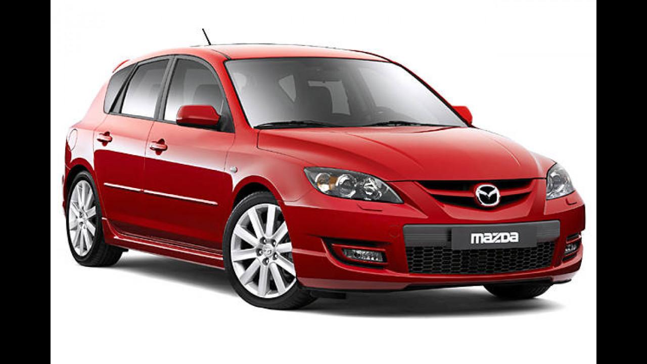 Platz 2: Mazda 3 MPS