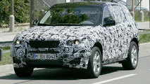 2011 BMW X3 Prototype