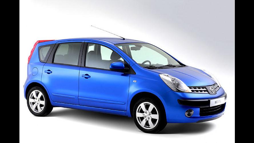 Neuer Nissan: Aus Studie Tone wird Serie Note
