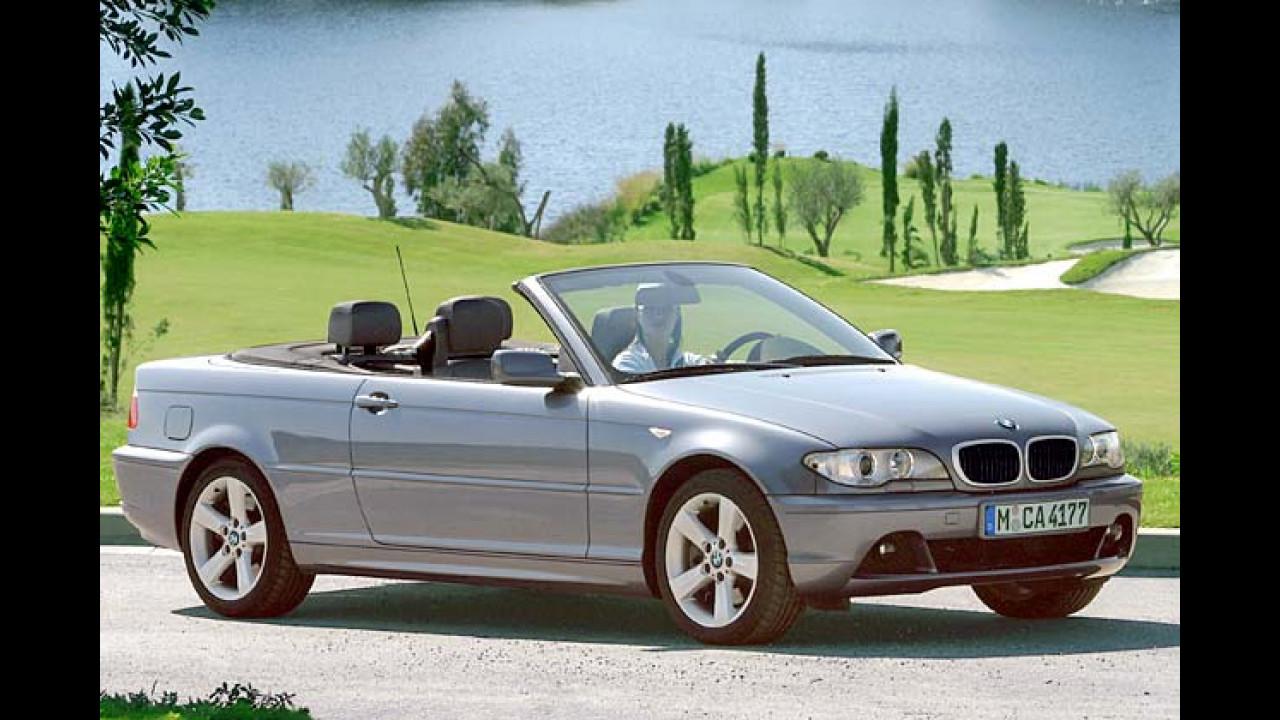 BMW Diesel-Cabrio