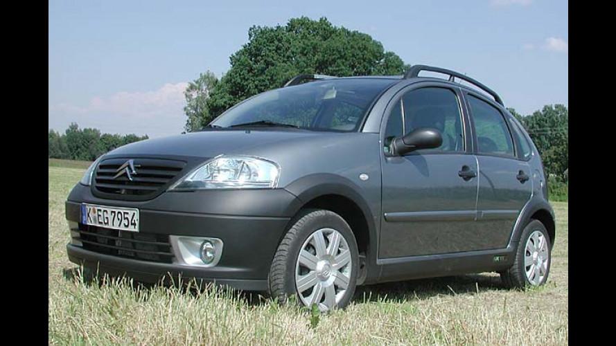 Citroën C3 X-TR 1.4 HDI 16V (2004): Großstadt-Ramme ganz zivil