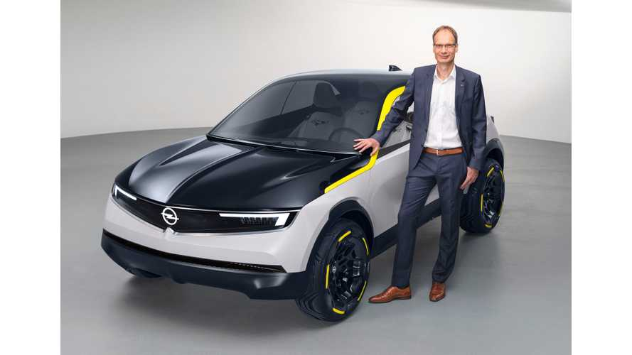 Opel Is On Track To Be Sustainably Profitable, Electric & Global