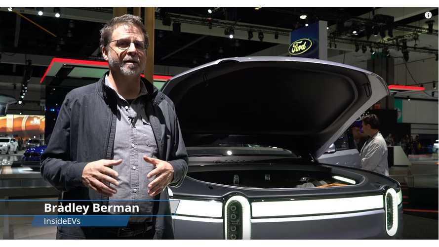 2020 Rivian R1T Electric Truck: InsideEVs Takes Closer Look In LA