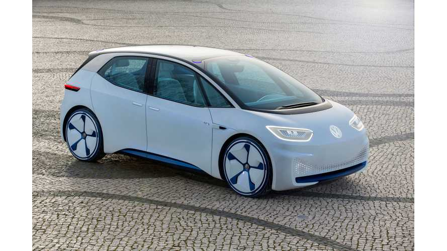 VW Will Build New North American Factory For Electric Cars