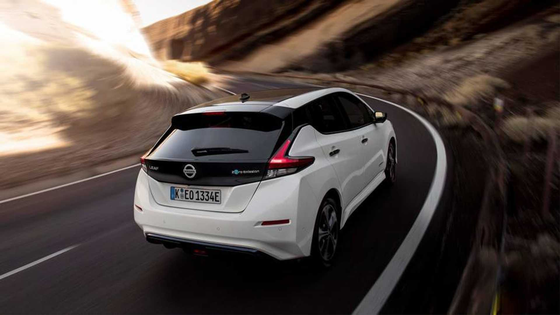 Driven 2018 Nissan Leaf This Car Has It All