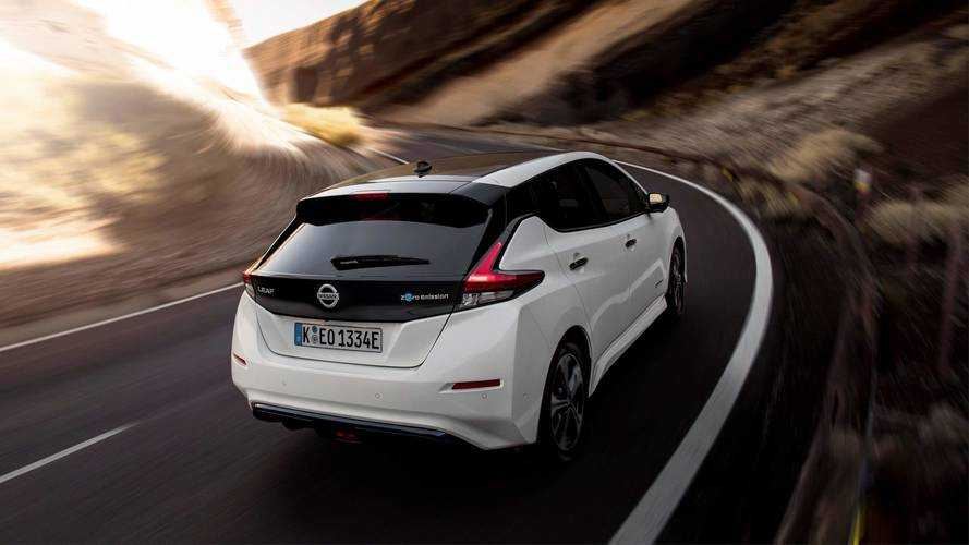 Driven: 2018 Nissan LEAF - This Car Has It All