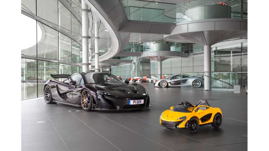 A McLaren P1 Priced For The Masses - Finally
