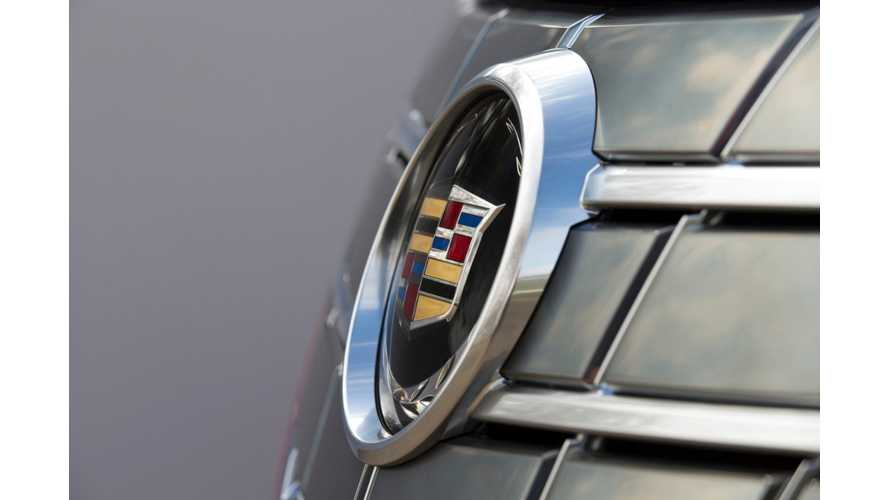 Cadillac CT6 Plug-In Coming In 2015 - Luxury With Upwards Of 70 MPGe