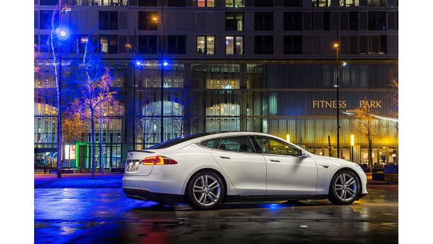 Price Of Tesla Model S Expected To Rise In Europe