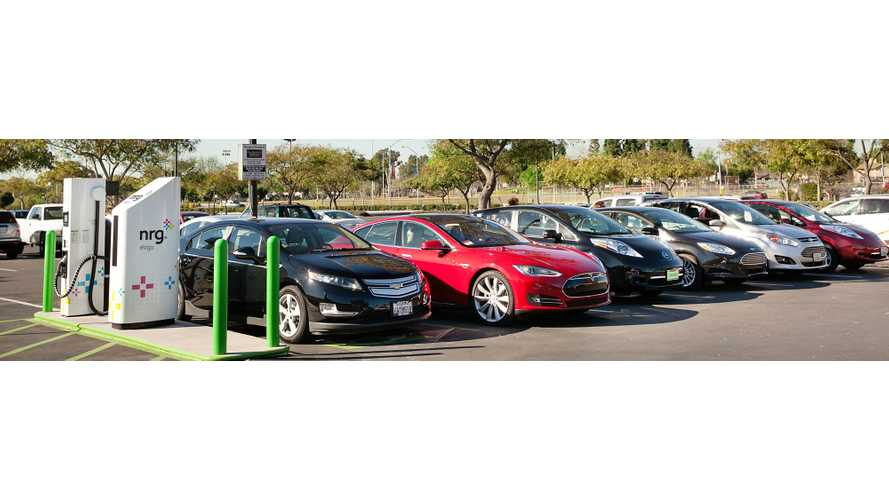 NRG eVgo Expands Fast Charging Network Into Atlanta