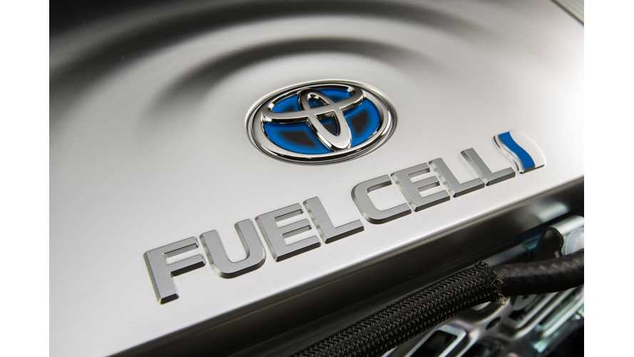 """Toyota VP: Fuel Cell System In Mirai Is """"Simply A Better Battery"""""""