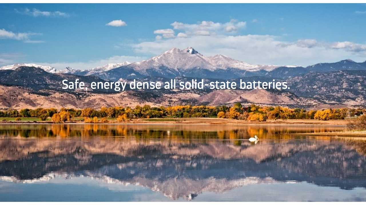 Solid State Battery Firm Solid Power Raises $20 Million