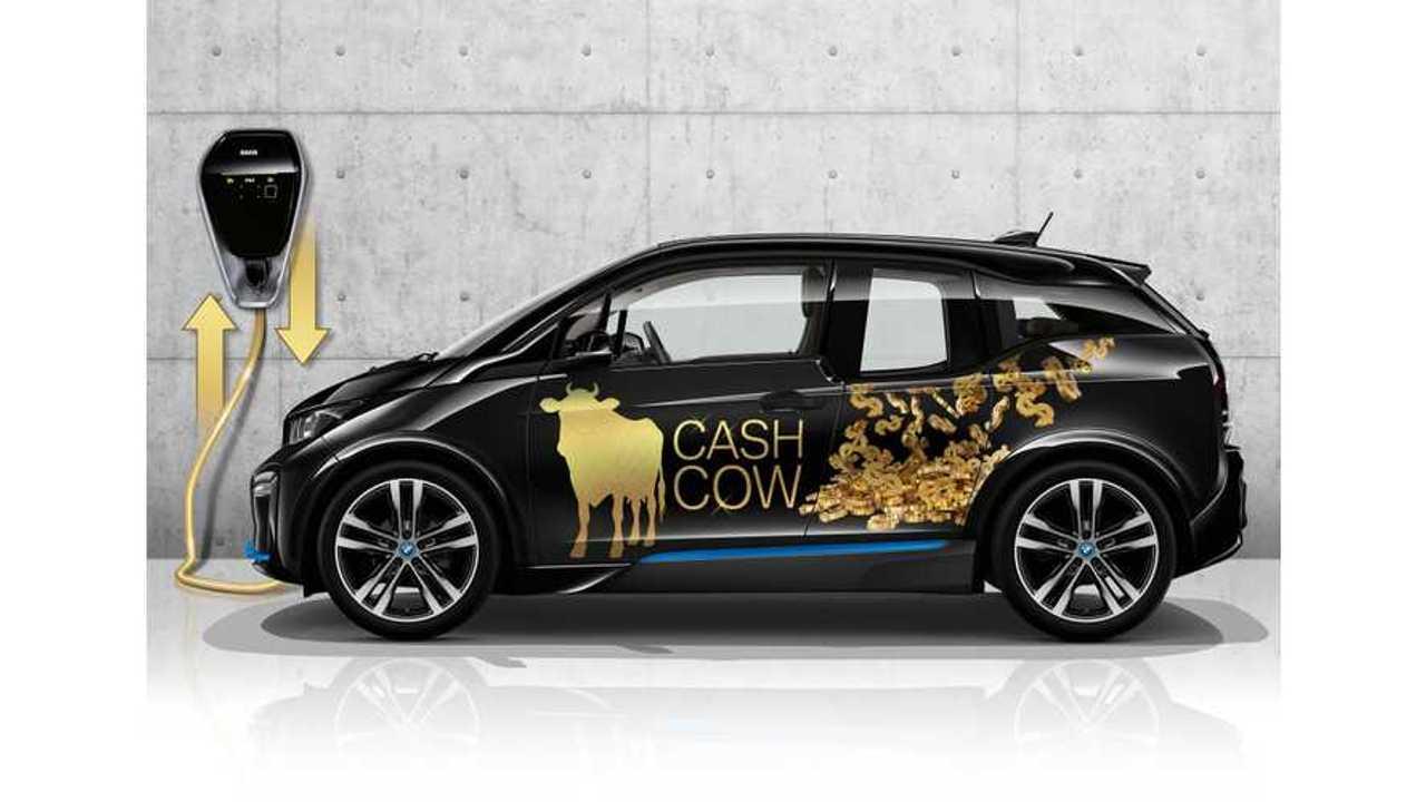 BMW i3 As A Cash Cow?