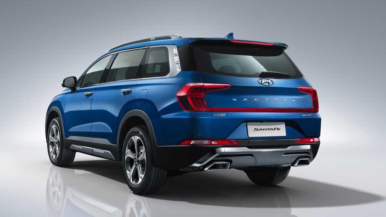 Hyundai Santa Fe 2020 (China)