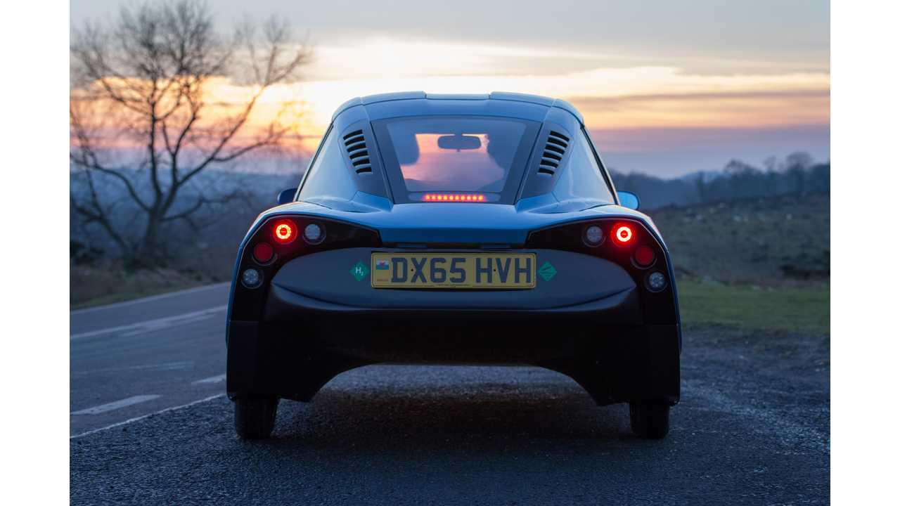Fully Charged Features The Riversimple Rasa And Its Innovative Business Model