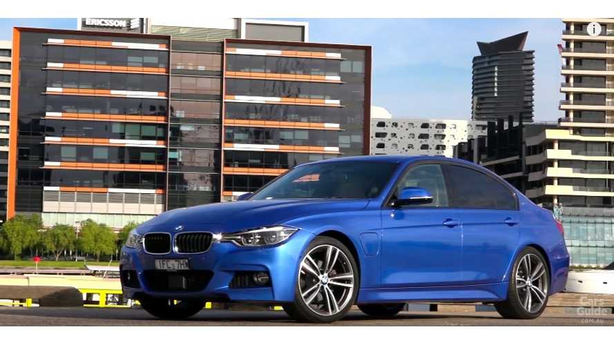BMW 330e Test Drive Review in Australia - Video
