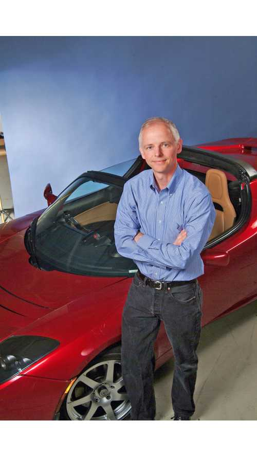 Tesla Co-Founder Marc Tarpenning Shares Tesla's Story