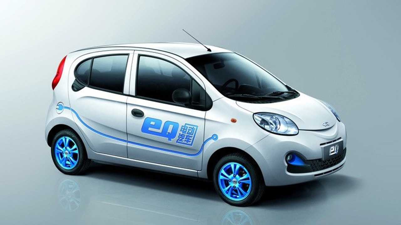 Chery already has this spicy little plug-in number, the