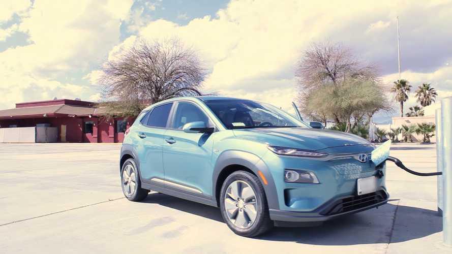 Chevrolet Bolt EV & Hyundai Kona Electric Tested Side-By-Side: Video