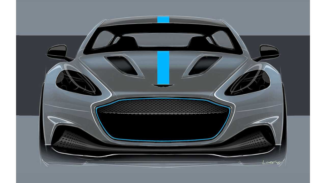 Next Bond Car To Be Battery-Powered Aston Martin
